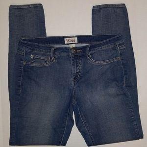 Mudd Straight Leg  Stretch Jeans